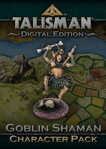 Talisman - Character Pack #13 - Goblin Shaman (DLC) Steam Key GLOBAL