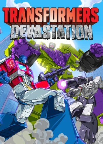 Transformers: Devastation Steam Key GLOBAL