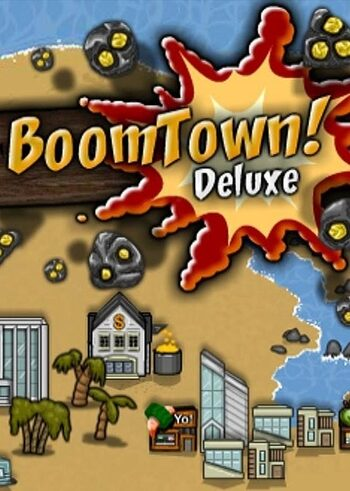 BoomTown! Deluxe Steam Key GLOBAL