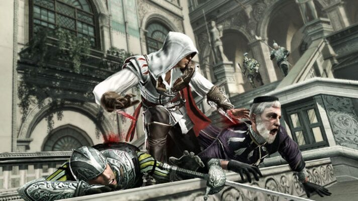 Buy Assassin S Creed Ezio Trilogy Uplay Key Europe Eneba