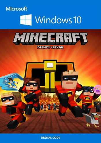 Minecraft The Incredibles Skin Pack (DLC) - Windows 10 Store Key EUROPE