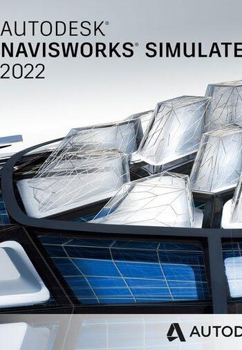 Autodesk Navisworks Simulate 2022 (Windows) 1 Device 1 Year Key GLOBAL