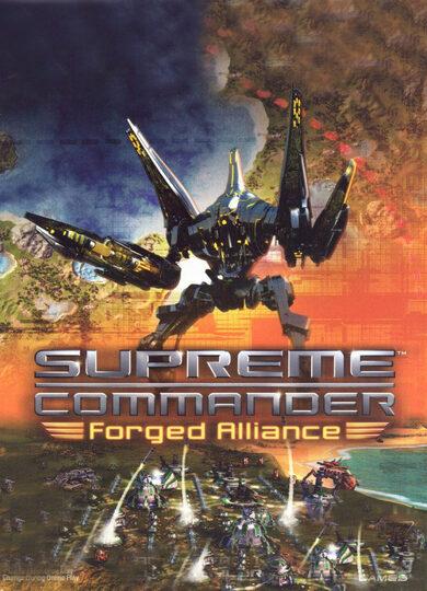 Supreme Commander Steam Key GLOBAL