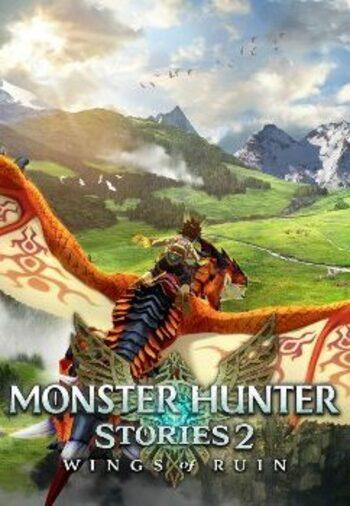Monster Hunter Stories 2: Wings of Ruin Código de Steam GLOBAL