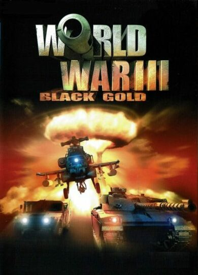 World War III: Black Gold Steam Key GLOBAL