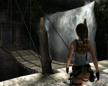 Tomb Raider: Anniversary PlayStation 2