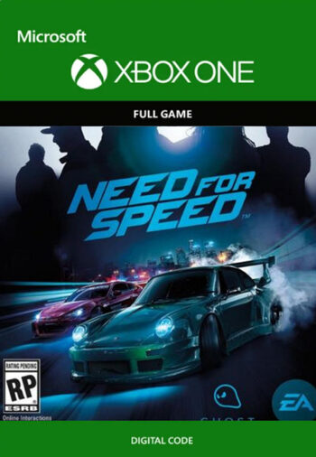 Need For Speed (Xbox One) Xbox Live Key UNITED STATES