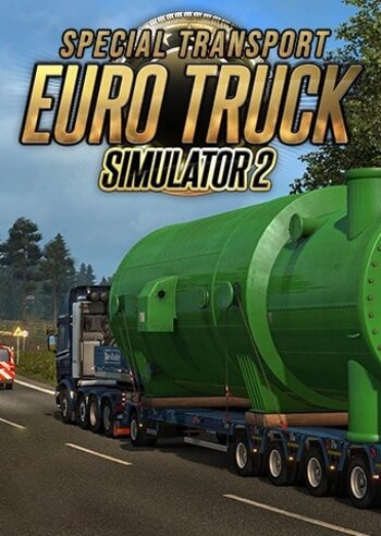 Euro Truck Simulator 2: Special Transport (DLC) Steam Key GLOBAL