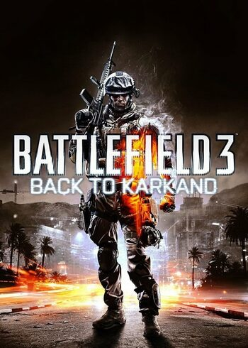 Battlefield 3: Back to Karkand (DLC) Origin Key GLOBAL