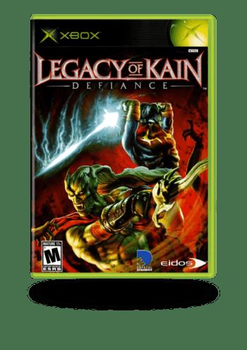 Legacy of Kain: Defiance Xbox