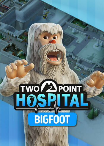 Two Point Hospital - Bigfoot (DLC) Steam Key EUROPE