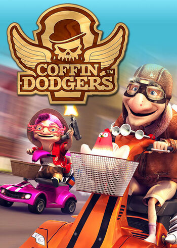Coffin Dodgers Steam Key GLOBAL