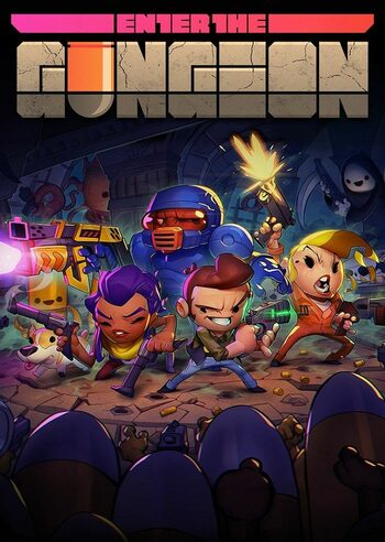 Enter the Gungeon Steam Key GLOBAL