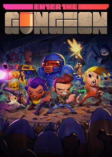 Enter the Gungeon - Cobalt Hammer (DLC) Steam Key GLOBAL