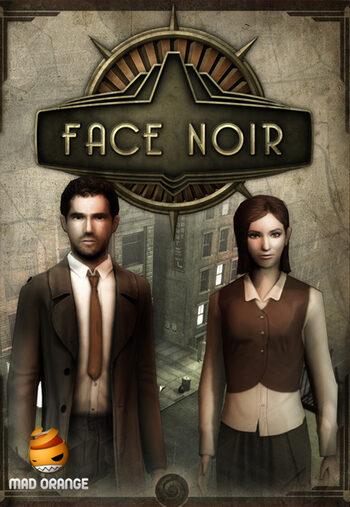 Face Noir Steam Key GLOBAL