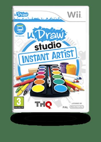 uDraw Studio: Instant Artist (uDraw Studio: Artista Al Instante) Wii