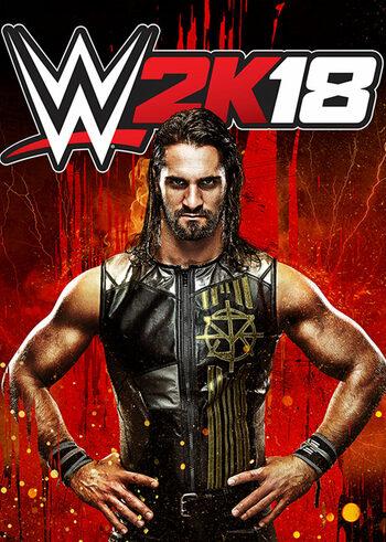 WWE 2K18 Digital Deluxe Edition Steam Key GLOBAL