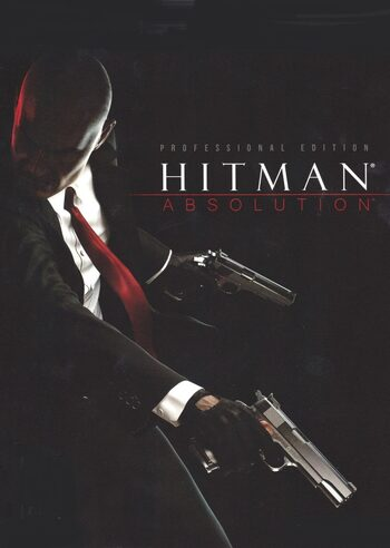 Hitman Absolution (Professional Edition) Steam Key EUROPE