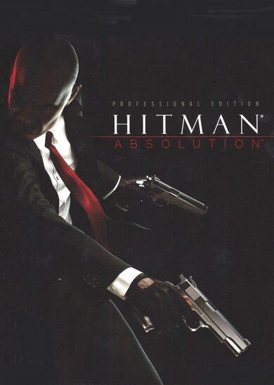 Hitman Absolution (Professional Edition) Steam Key EUROPE