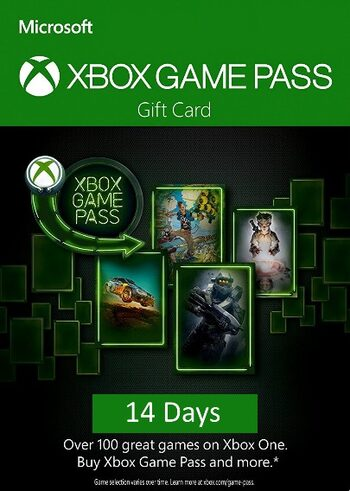 Xbox Game Pass 14 Days TRIAL Xbox Live Key GLOBAL
