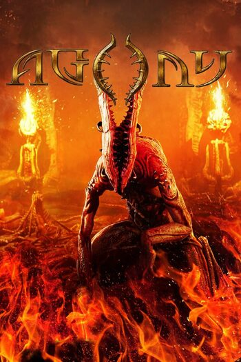 Agony Steam Key GLOBAL
