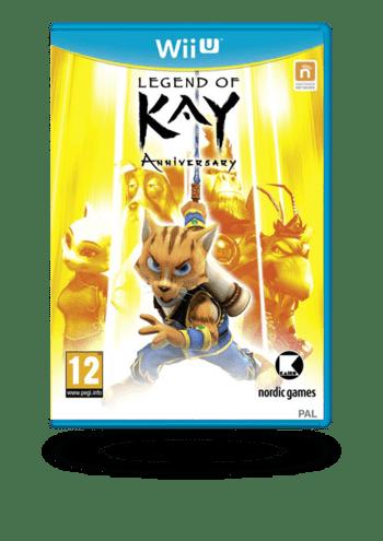 Legend of Kay Anniversary Wii U