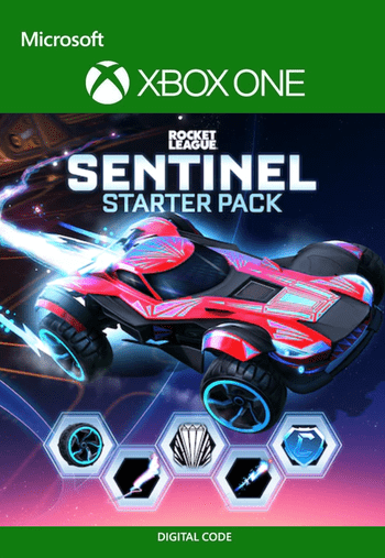 Rocket League - Sentinel Starter Pack (DLC) XBOX LIVE Key EUROPE