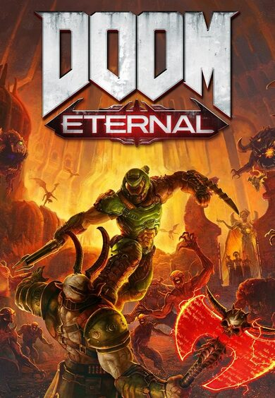 DOOM Eternal Bethesda.net Key EUROPE