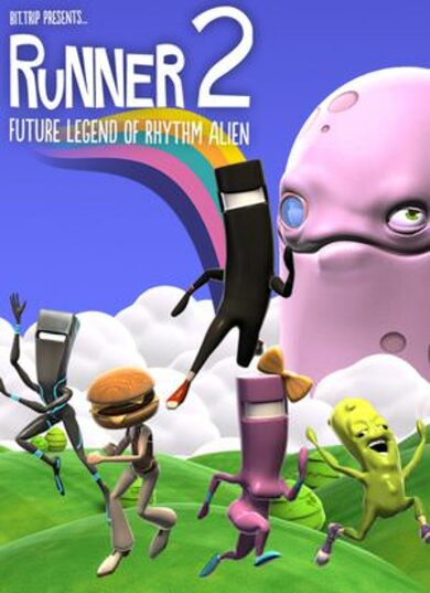 Runner2: Future Legend of Rhythm Alien Steam Key GLOBAL