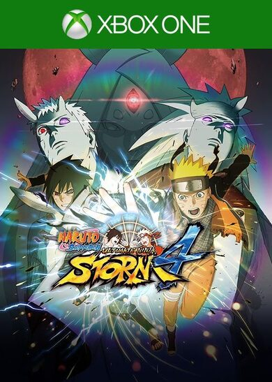 Naruto Shippuden: Ultimate Ninja Storm 4 (Xbox One) Xbox Live Key EUROPE фото