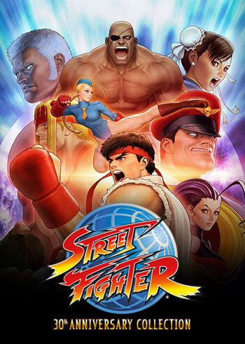 Street Fighter: 30th Anniversary Collection Steam Key EUROPE