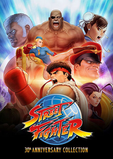 Street Fighter: 30th Anniversary Collection Steam Key GLOBAL