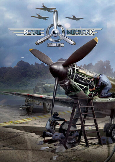 Plane Mechanic Simulator (Incl. Early Access) Steam Key GLOBAL