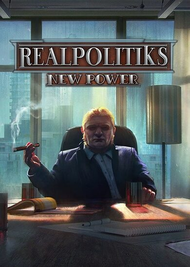 Realpolitiks - New Power (DLC) Steam Key GLOBAL