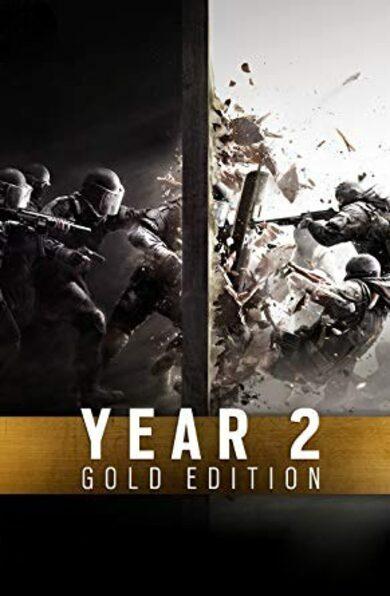 Tom Clancy's Rainbow Six: Siege (Gold Edition Year 2) Uplay Key GLOBAL
