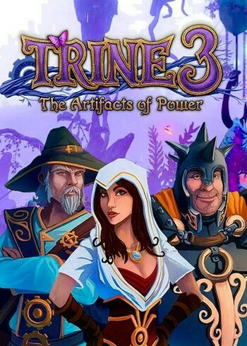 Trine 3: The Artifacts of Power Gog.com Key GLOBAL