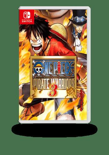 One Piece Pirate Warriors 3 Nintendo Switch