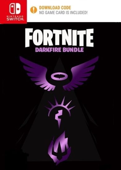 Fortnite: Darkfire Bundle (Nintendo Switch) (DLC) eShop Key EUROPE