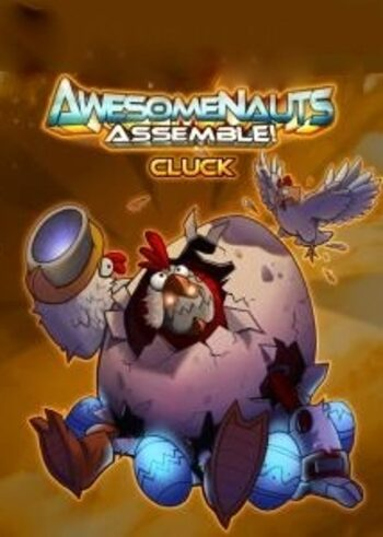 Awesomenauts: Cluck Costume (DLC) Steam Key GLOBAL
