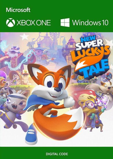 Playful Studios / New Super Lucky's Tale PC/XBOX LIVE Key EUROPE