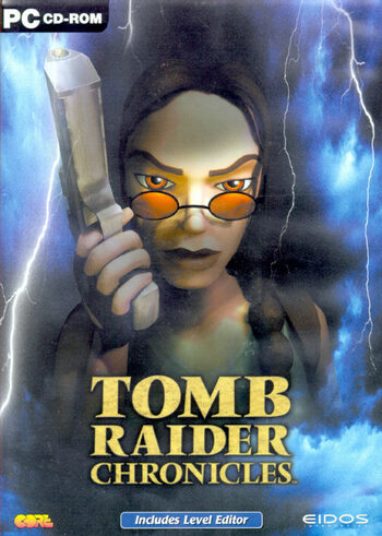 Tomb Raider V: Chronicles Steam Key GLOBAL