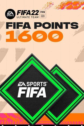 FIFA 22 - 1600 FUT Points (PC) Origin Key GLOBAL
