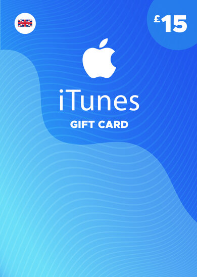 Apple iTunes Gift Card 15 GBP iTunes Key UNITED KINGDOM