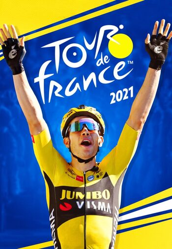 Tour de France 2021 clé Steam EUROPE