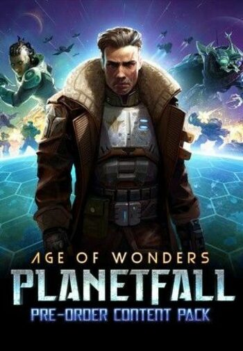 Age of Wonders: Planetfall Pre-Order Content (DLC) Steam Key GLOBAL