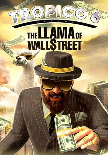 Tropico 6 - The Llama of Wall Street (DLC) Steam Key GLOBAL
