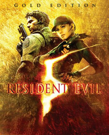 Resident Evil 5 (Gold Edition) Steam Key GLOBAL