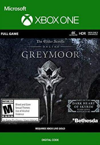 The Elder Scrolls Online: Greymoor (Xbox One) Xbox Live Key UNITED STATES