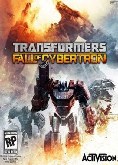 Transformers: Fall of Cybertron Steam Key GLOBAL
