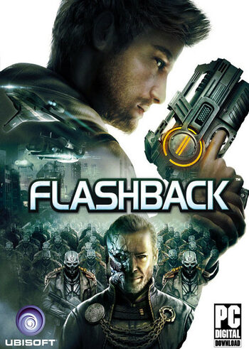 Flashback Uplay Key GLOBAL